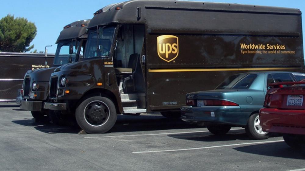 UPS: Αύξηση κερδών και εσόδων το γ' τρίμηνο
