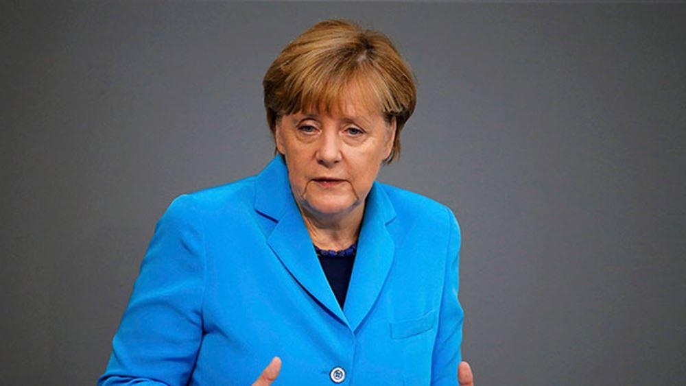 Συγκρατημένα αισιόδοξη η Μέρκελ για τη διεθνή διάσκεψη για τη Λιβύη