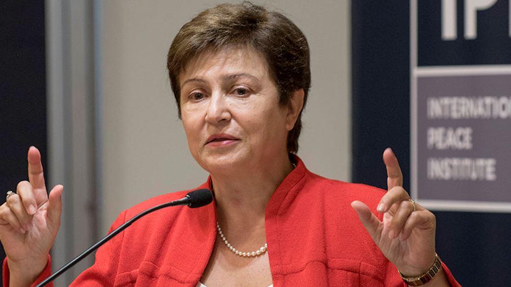 Η Κρισταλίνα Γκεοργκίεβα κέρδισε το χρίσμα της ΕΕ για την ηγεσία του ΔΝΤ