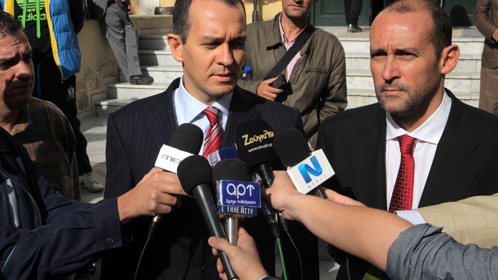 Παναγιώτης και Γιώργος Αγγελόπουλος: Το περιβάλλον του πατέρα μας υπέστη συντριπτική δικαστική ήττα