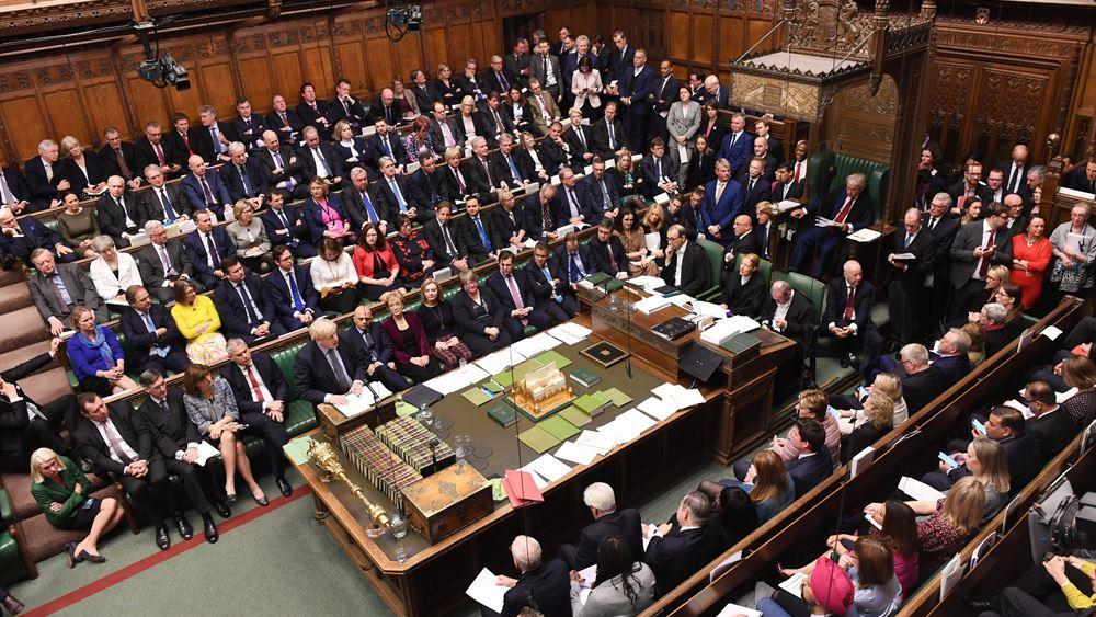 Με τέσσερις τροπολογίες από τους Λόρδους επιστρέφει αύριο στη βουλή το νομοσχέδιο για το Brexit