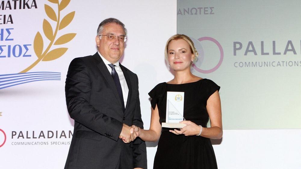 Η Praxia bank στηρίζει την ελληνική επιχειρηματικότητα