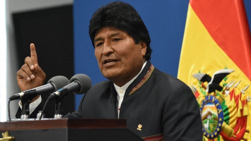 Βολιβία: Ο Μοράλες δεν θα είναι υποψήφιος στις εκλογές