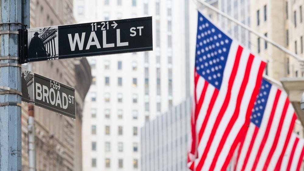 Με μικτά πρόσημα τα futures των δεικτών της Wall Street