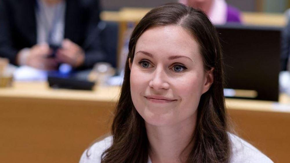 Φινλανδία: Αρνητική στον κορονοϊό η πρωθυπουργός Σάνα Μάριν