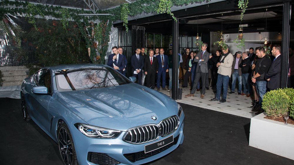 Στην Ελλάδα η BMW σειρά 8 Coupe
