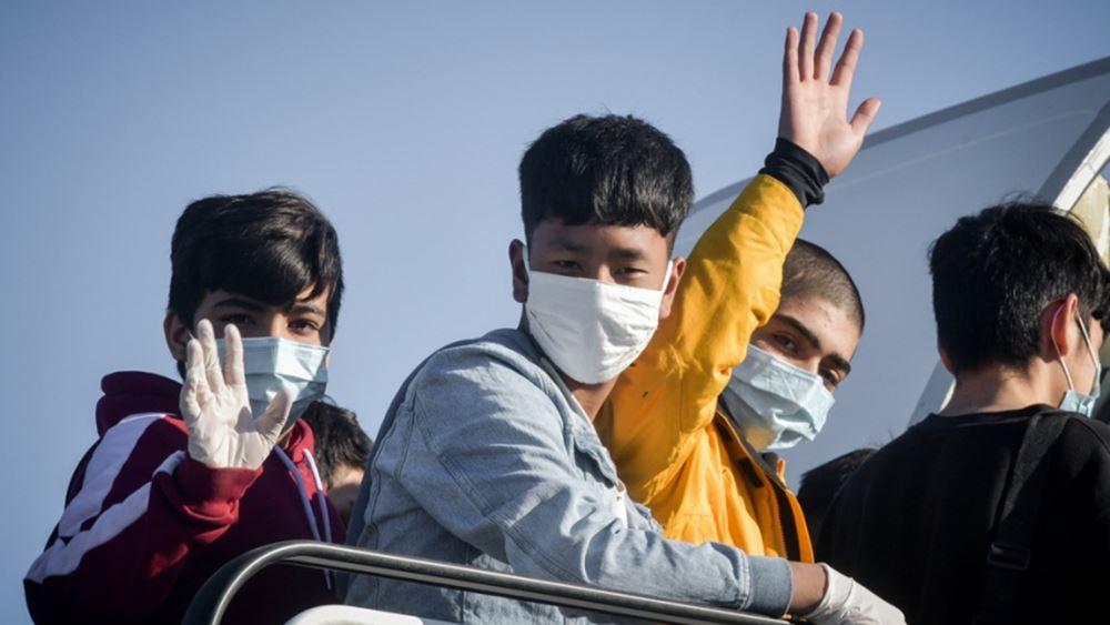 Βερολίνο: Δέκα χώρες της Ε.E. θα υποδεχθούν 400 ασυνόδευτους ανήλικους μετανάστες από τη Μόρια