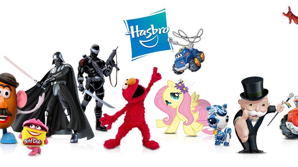 Αυξήθηκαν κέρδη και έσοδα της Hasbro στο τρίμηνο