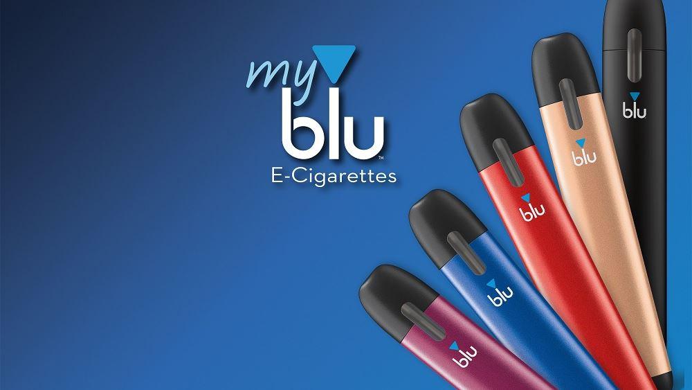 Νέο ηλεκτρονικό τσιγάρο myblu στην Ελλάδα φέρνει η Imperial Tobacco Hellas