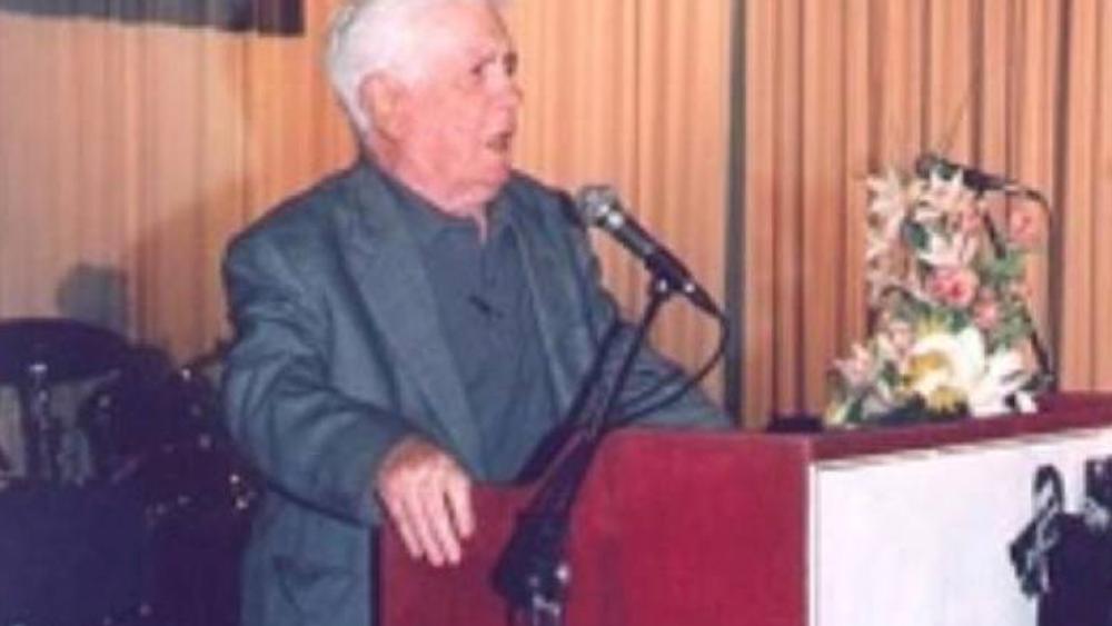 Πέθανε σε ηλικία 108 ετών ο πρώην βουλευτής της ΕΔΑ Γιάννης Παπαδημητρίου