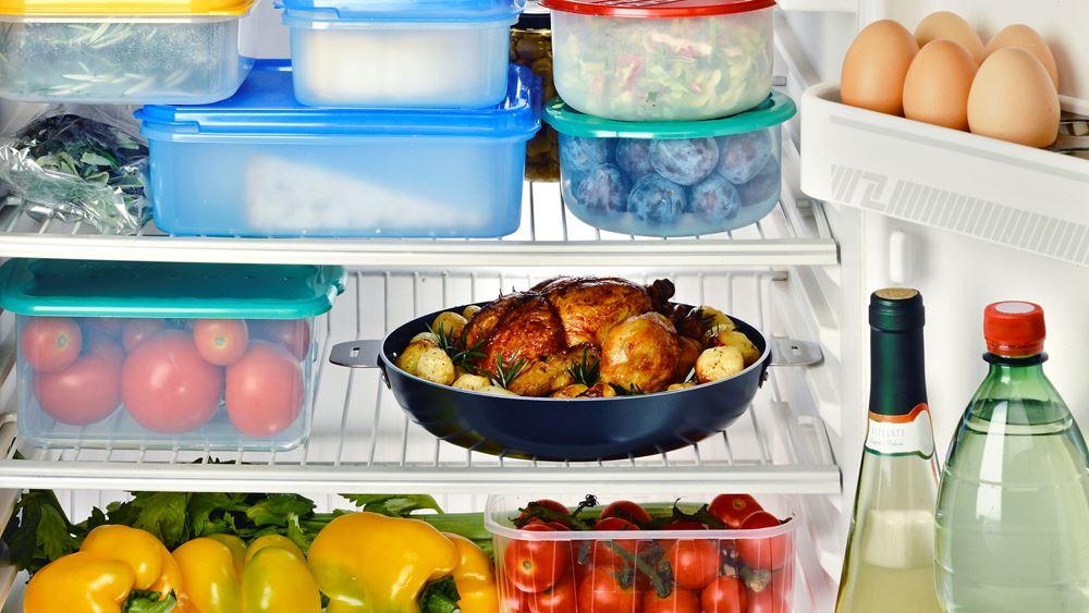 Κατά 6,9% αυξήθηκαν οι πωλήσεις τροφίμων τον Οκτώβριο πριν από το νέο lockdown στη Βρετανία