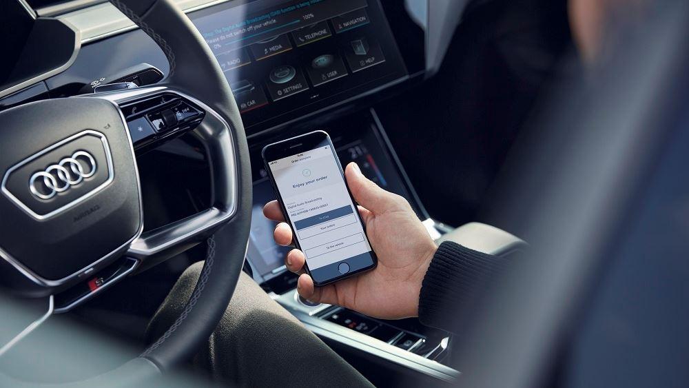 Η υπηρεσία Functions on Demand από την Audi