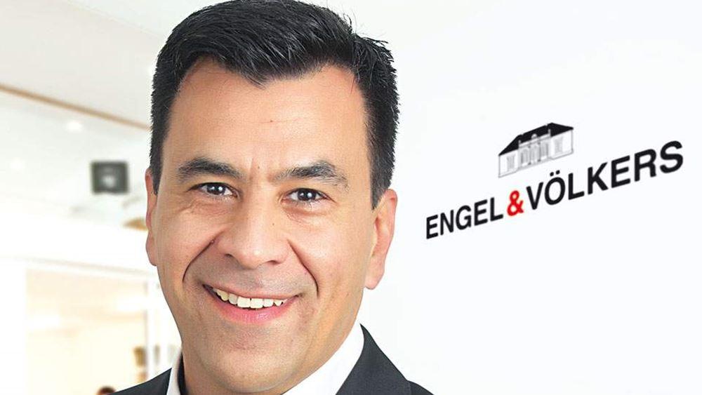 Ο Γιώργος Πετράς αναλαμβάνει καθήκοντα CEO στην Engel & Völkers στην Ελλάδα
