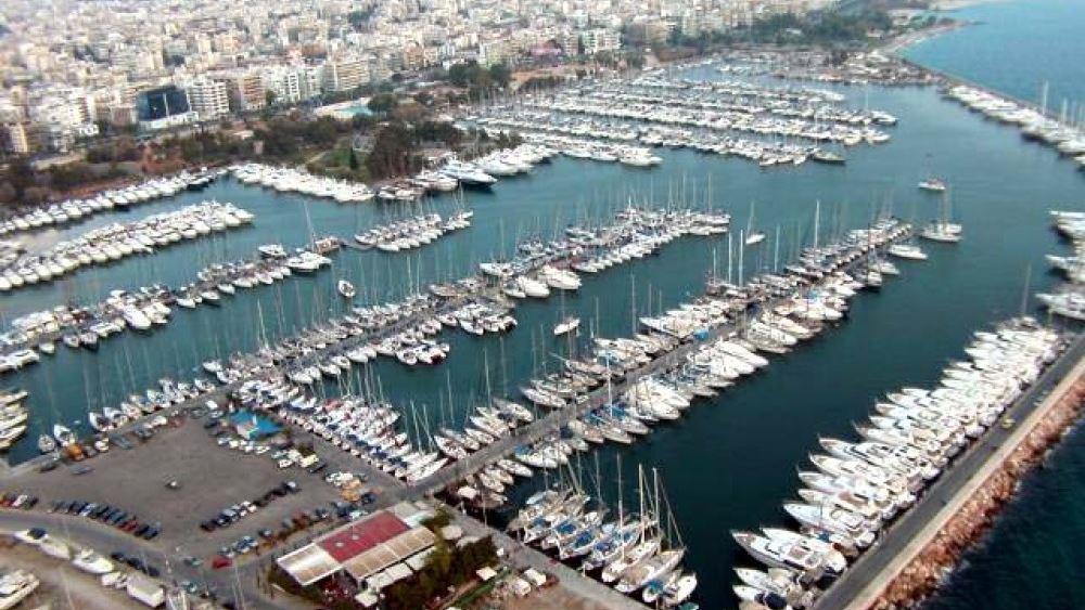 Υδατοδρόμιο, ελικοδρόμιο και ξενοδοχεία στις μαρίνες Αλίμου-Χίου