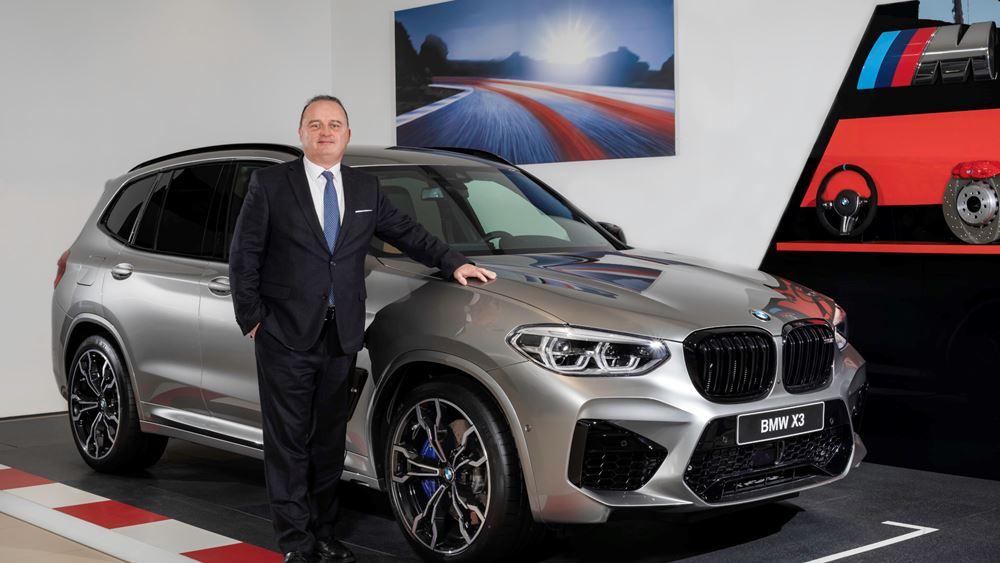 Ο Christian Haririan, Πρόεδρος και Διευθύνων Σύμβουλος του BMW Group Hellas μας μιλά για το παρελθόν, το παρόν και το μέλλον
