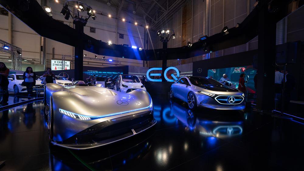 Η Mercedes-Benz ξανά 1η στην premium κατηγορία στην Ελλάδα και τον κόσμο!
