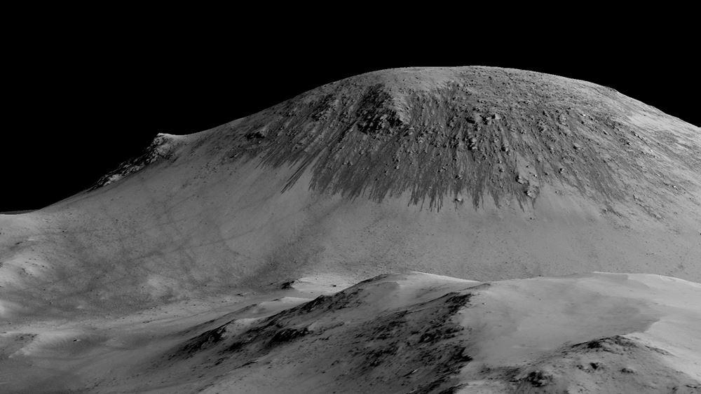 Η Κίνα ξεκίνησε ανεξάρτητη, μη επανδρωμένη αποστολή στον πλανήτη Άρη