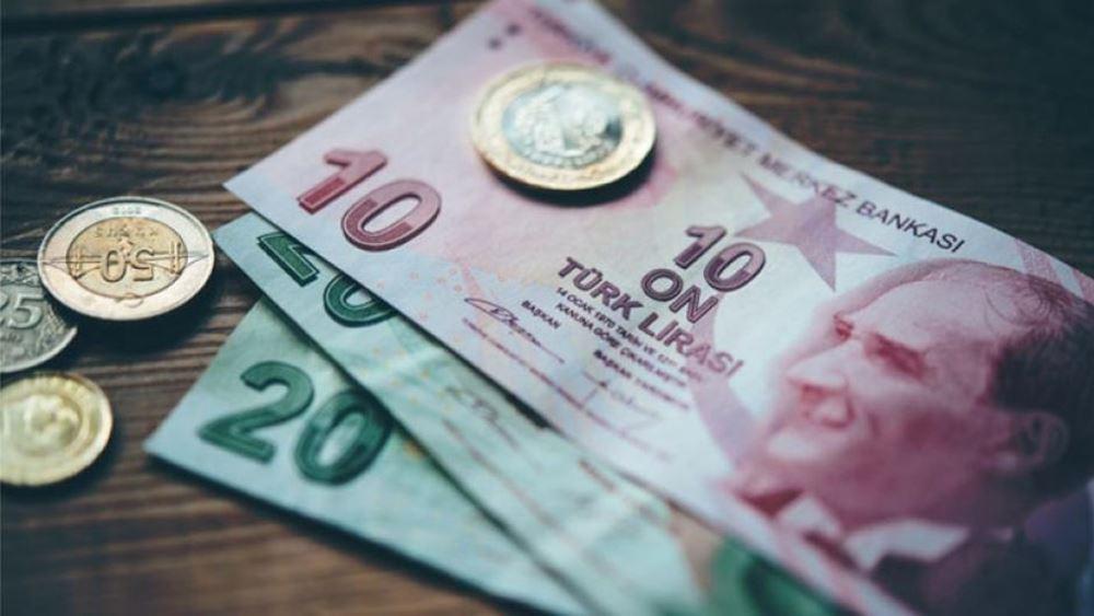 Υποχωρούν η λίρα και το χρηματιστήριο της Κωνσταντινούπολης μετά τις ανακοινώσεις Ερντογάν