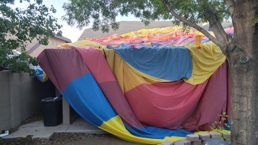ΗΠΑ: Αερόστατο συνετρίβη σε συνοικία του Αλμπουκέρκι - 4 νεκροί