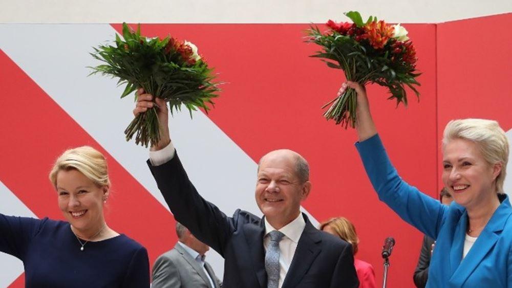 """Το Παρίσι αναμένει τον σχηματισμό """"γρήγορα"""" μιας """"ισχυρής"""" κυβέρνησης στη Γερμανία"""