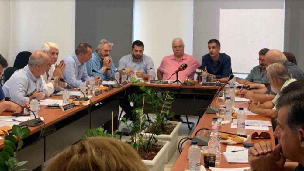 Κ. Μπακογιάννης: Δήμοι και Περιφέρεια δουλέψαμε όλοι μαζί σαν ένας