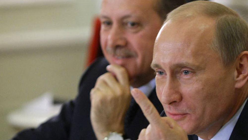 Τι κρίνεται στη συνάντηση Πούτιν, Ερντογάν, Ροχανί