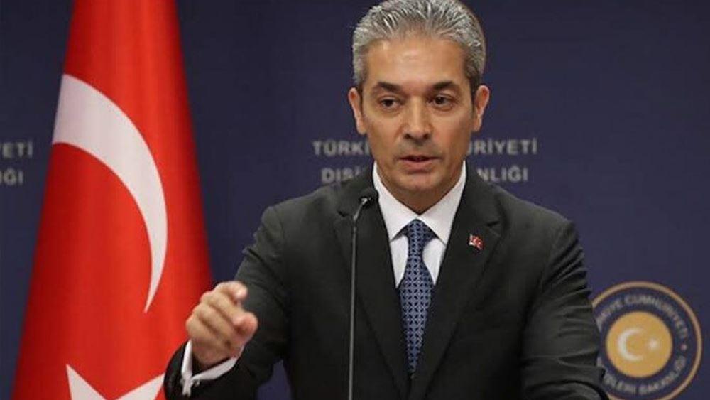 Χ. Ακσόι: Μόνο η Τουρκία έχει τις επιχειρησιακές δυνατότητες για διάσωση στην περιοχή