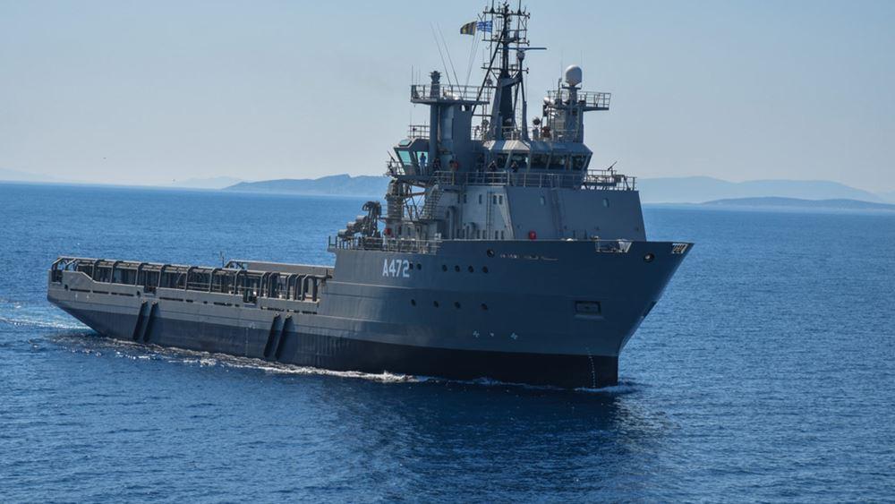 Και τρίτο πλοίο Γενικής Υποστήριξης δωρίζει στο Πολεμικό Ναυτικό ο Π. Λασκαρίδης