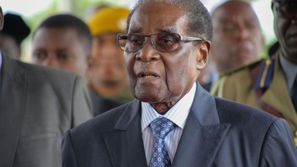 Ζιμπάμπουε: Έφτασε στη Χαράρε η σορός του πρώην προέδρου Μουγκάμπε