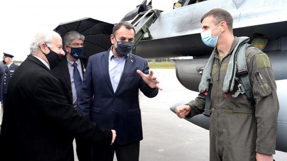 Επίσκεψη του υπουργού Εθνικής Άμυναςστην ΕΑΒ