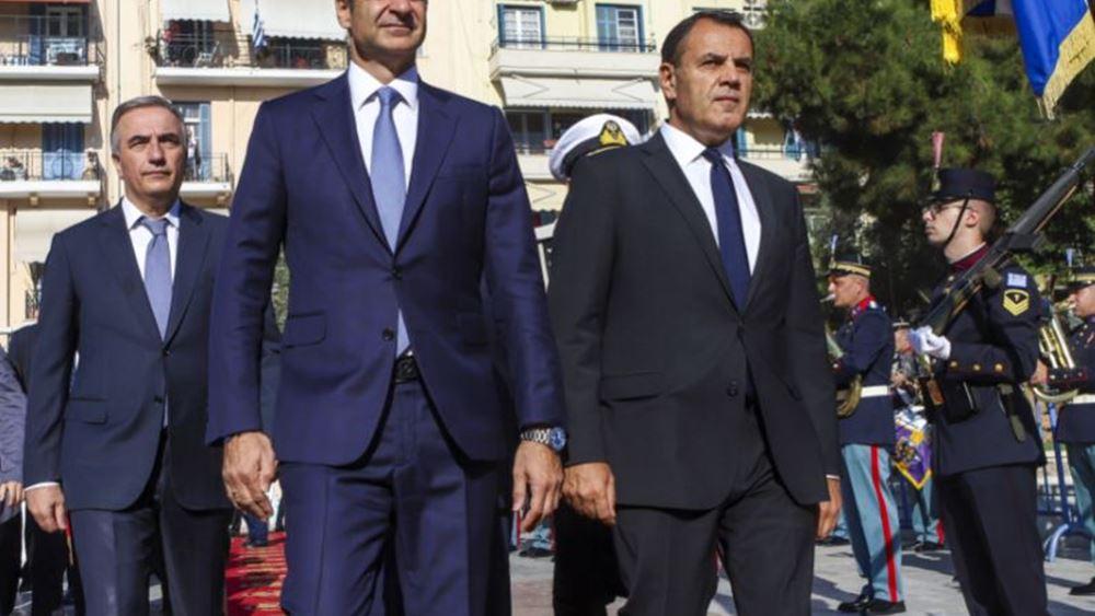 Κ. Μητσοτάκης: Η Ελλάδα βρίσκεται σε μια νέα πορεία εθνικής ανόρθωσης