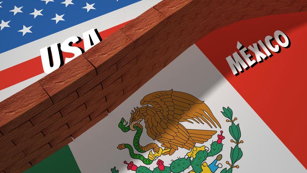 Μεξικό: Αποστολή περίπου 500 Αμερικανών στρατιωτών στη νοτιοδυτική συνοριακή γραμμή