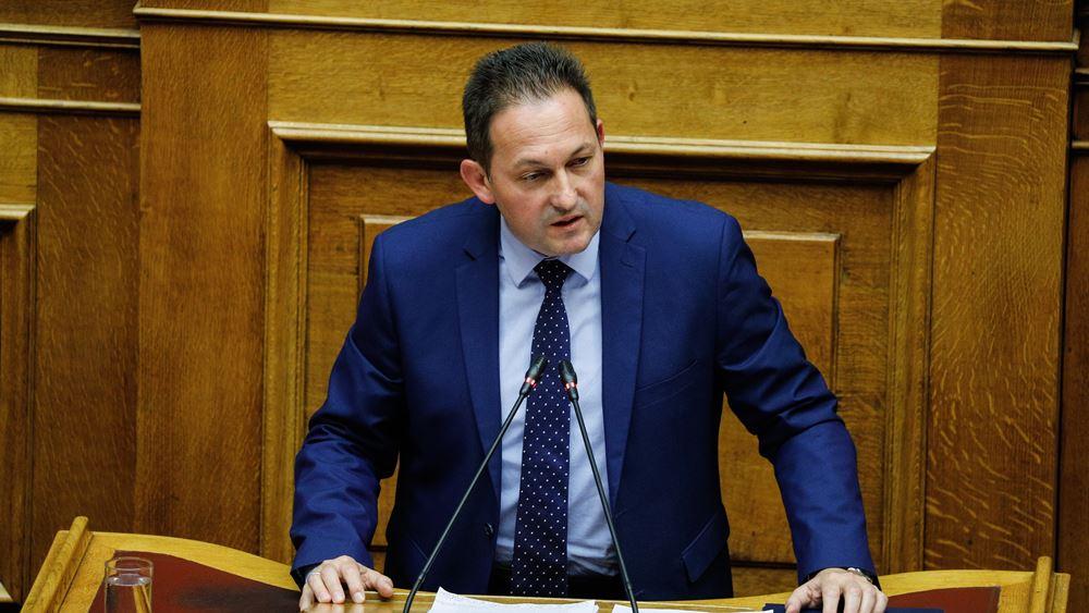 Πέτσας: Δεν θα υπάρχει πρόβλημα με την ονομαστική ψηφοφορία