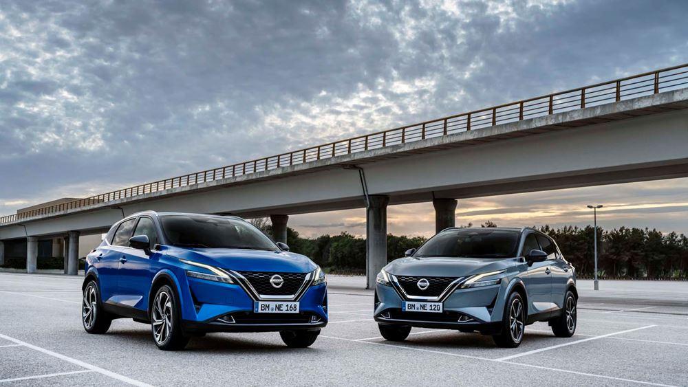 Το νέο Nissan Qashqai θέτει τον πήχη ψηλά
