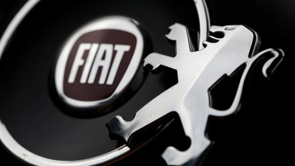 """""""Λευκός καπνός"""" για τη συγχώνευση Fiat Chrysler και Peugeot - Στα 50 δισ. δολ. το deal"""