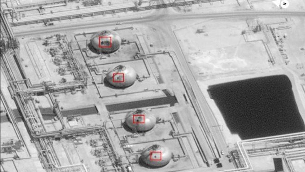 Τραμπ: Το Ιράν λέει ψέμματα για την επίθεση στις πετρελαϊκές εγκαταστάσεις της Σαουδικής Αραβίας