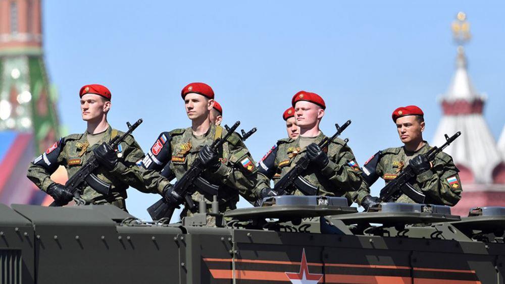Η Ρωσία λαμβάνει μέτρα ως απάντηση στην απειλητική στρατιωτική δραστηριότητα του ΝΑΤΟ