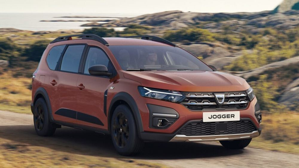 Jogger, το νέο 7θέσιο μοντέλο από την Dacia