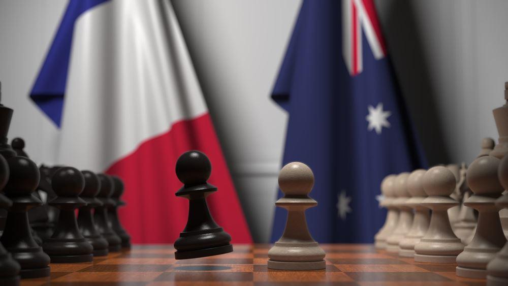 Γαλλία: Σε δύσκολη θέση στη διεθνή σκηνή μετά τη ρήξη της με ΗΠΑ και Αυστραλία