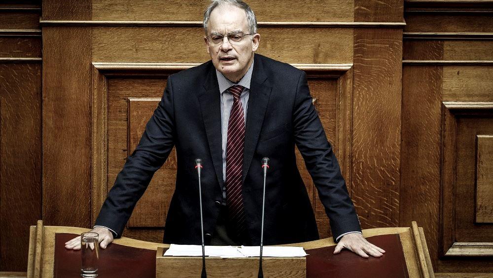 """Βουλή: Αύριο η πρεμιέρα της Επιτροπής """"Ελλάδα 2021"""""""
