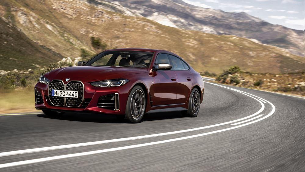 Ντεμπούτο για τη νέα BMW Σειρά 4 Gran Coupe
