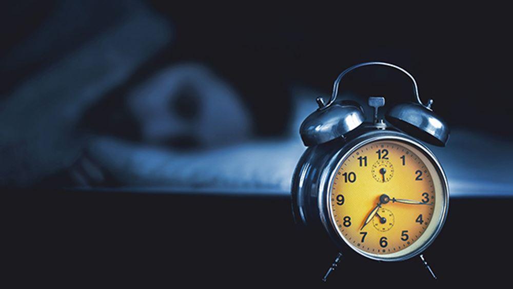 Λιγότερες από επτά ώρες ύπνου μπορεί να προκαλέσουν βλάβες στην υγεία