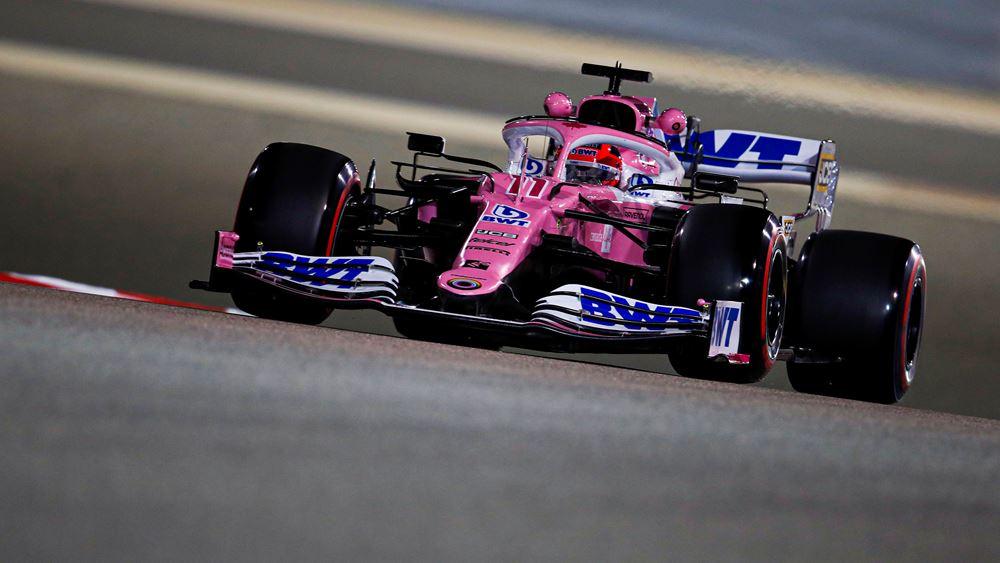 GP Σακχίρ: Νίκη… από το πουθενά για τον Sergio Perez