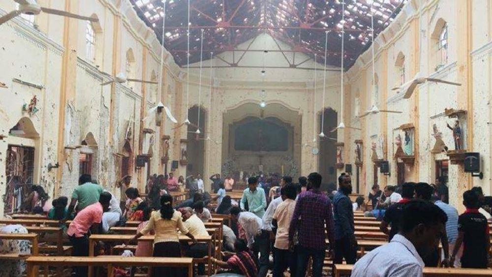"""Σρι Λάνκα: Φοβισμένοι, οι τουρίστες αναζητούν τρόπο να φύγουν """"το συντομότερο δυνατόν"""" από το νησί"""