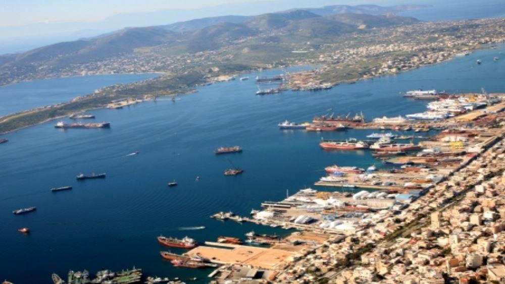 ΟΛΠ: Συνεχίζεται η ανάπτυξη της ναυπηγοεπισκευαστικής ζώνης Περάματος
