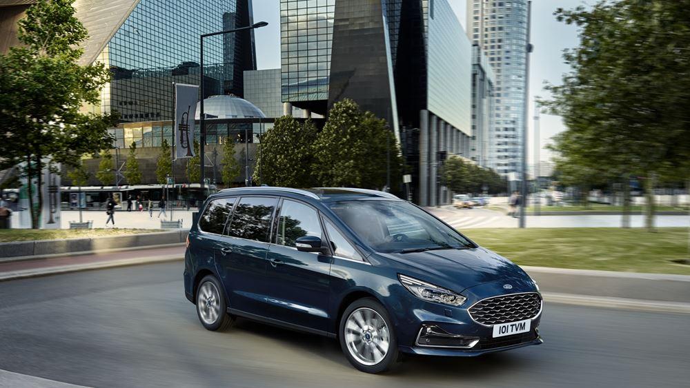 Άνεμος ανανέωσης για τα Ford S-MAX και Galaxy