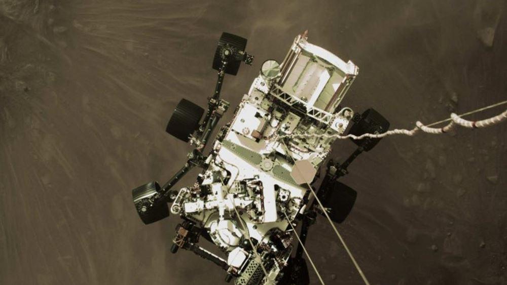 Οι τελευταίες φωτογραφίες από την επιφάνεια του Άρη που δημοσιοποίησε η ΝΑΣΑ