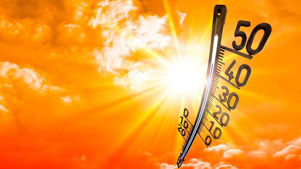 Στο υψηλότερο επίπεδο των τελευταίων 12.000 ετών η μέση παγκόσμια θερμοκρασία