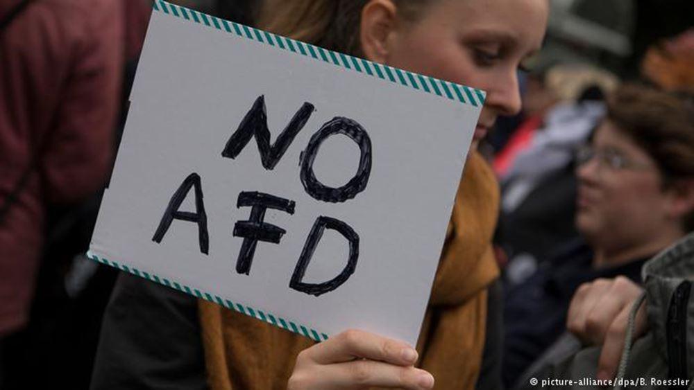 """""""Ταρακουνήθηκε"""" η Γερμανία από την άνοδο του AfD σε Βρανδεμβούργο και Σαξονία"""
