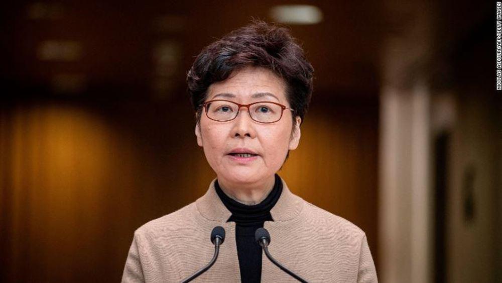 """Χονγκ Κονγκ: """"Καταγέλαστες"""" και """"παράλογες"""" οι αμερικανικές κυρώσεις"""